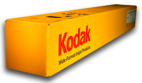 "Kodak Rapid Dry Photographic Glossy Paper (190gsm) 50"" x 100ft - CHECK LEAD TIME"
